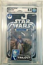 Star Wars AFA Graded 8.0 Silver OTC Collection #03 Spirit of Obi-Wan Kenobi