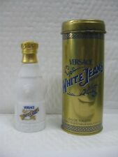 WHITE JEANS BY VERSACE 2.5 oz 75 ml EDT SPRAY WOMEN NIB DAMAGED BOX NEW
