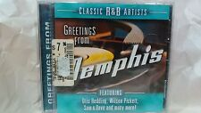 Greetings From Memphis Classic R&B Artists Greetings From... 2005 Rhino   cd2089