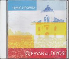 Himig Heswita O Bayan NG Diyos! CD Philppine Jesuit Ministry Liturgical Songs