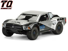 Pro-Line RAM 2500 Body for Slash 2WD, 4x4, SC10, TEN-SCTE - 3441-00 Clear body