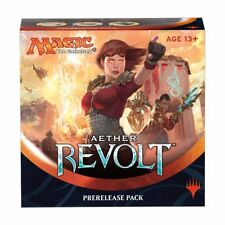 Aether Revolt Prerelease Pack (ENGLISH) FACTORY SEALED BRAND NEW MAGIC ABUGames