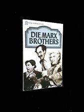 DIE MARX BROTHERS von Ulrich hoppe -- HEYNE FILMBIBLIOTHEK