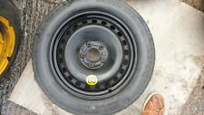 "VOLVO V60 2010-2018 16"" SPACE SAVER SPARE WHEEL FREE P&P"