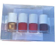 Target Beauty Shine On Nail Polish Set Assorted Mini Bottles 12 Piece 0.1oz each