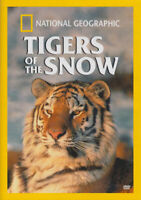 National Geographic - Tigers Of The Snow New Dvd
