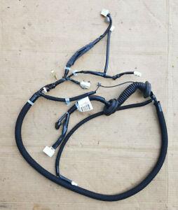 Nissan Juke MK1 Tailgate Complete Wiring Loom Camera, Part Number: 24051BV80E