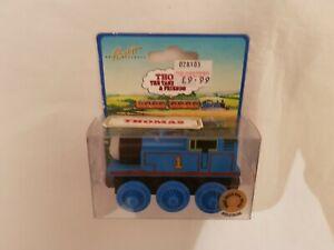 Thomas The Tank & Friends WOOD THOMAS TRAIN WOODEN NEW BOX BRITT ALLCROFT 1996