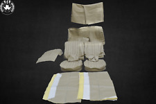 Seat Covers Mercedes W114 W115 Saloon/8ter, Light Beige [Parchment] 1972-1976