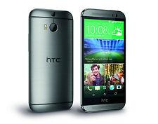 HTC ONE M8 GUN METAL GARANZIA 24 Mesi NO BRAND + FATTURA
