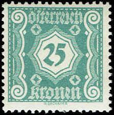 Scott # J111 - 1922 - ' Numeral '