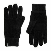 Isotoner Chenille Women's Cold Weather Ultraplush Lining Gloves