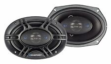 NEW (2) 6x9 Car Speakers.Custom Sound.4way.Pair.Stereo System.4ohm.6x9in.boat.