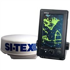 """Sitex T760 7"""" Color Radar With 4Kw 18"""" Dome 10M Cable"""