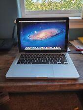 Apple macbook pro 13 inch laptop used