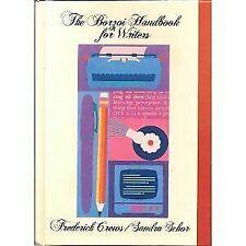 The Borzoi Handbook for Writers