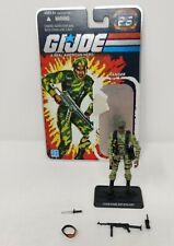 New listing G.I. Joe Sgt. Stalker Ranger 25th Anniversary Figure Action comic card