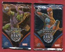 MARVEL TEAM-UP VS SYSTEM TCG - 1 BOOSTER PACK