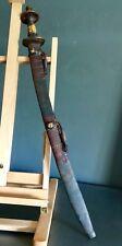 """Rare Antique North African """"Tuareg"""" Tribe 19th Century Sword"""