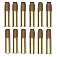ASG 6mm Airsoft Low Power FPS DW Dan Wesson CO2 Metal Revolver Shells 12 Pack