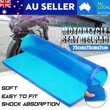 Motorcycle Seat Gel Pad Cooling Cushion Motorbike Gel Seat Shock Absorption
