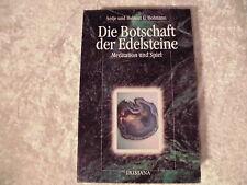 Die Botschaft der Edelsteine von Antje Hofmann, Esoterik, Magie, Orakel, Tarot