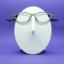 Reading Glasses Rounded Cat Eye Crazy Kitty Bling Sparkle
