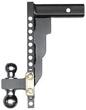 Husky Liners Adjustable Ball Mount - 14inch Drop - 2inch Sq Shank 17206