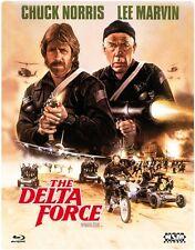 3D Steelbook DELTA FORCE Uncut Chuck Norris FUTUREPAK LENTICULAR BLU-RAY Box NEU