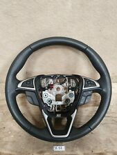 FORD S MAX / GALAXY 2016 LEATHER MULTI FUNCTION STEERING WHEEL