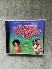 GLYNN NICHOLAS KISSING FROGS SIGNED CD. CHRISTINE ANU SIGNED, ROD DAVIES,G. PAIN