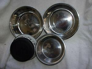 Four Pet Bowls Two Non Slip EXC