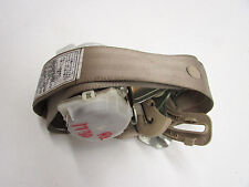 2007 LEXUS RX400H REAR LEFT SEAT BELT TAN OEM 06 07 08
