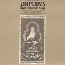 Lucien Stryk - Zen Poems: Read By Lucien Stryk [New CD]