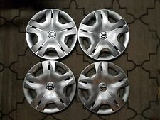 "Set of 4 New 2010 10 2011 11 2012 12 Versa 15"" Hubcaps Wheel Covers 53083"