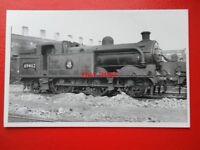 PHOTO  LNER EX GNR CLASS N1 0-6-2T LOCO NO  69462