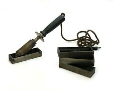 Butt Welding Belt Splicing kit w American Beauty 3178 Soldering Iron 300 Watts