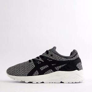 Asics Gel-Kayano Trainer Evo Mens Casual Trainers Shoes Black/Grey