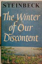 THE WINTER OF OUR DISCONTENT  -  JOHN STEINBECK -  1ST.VIKING EDITION  -  1961