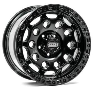 """Roues Alliage 17 """" AT4 Pour Hummer H3 H3X H3T 3.5 V6 6x139 4x4"""