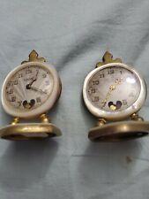2 Antique Pendulum Clocks not running