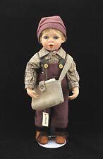 "Vintage Seymour Mann Dolls Connoisseur Collection Jason Boy w/bag 14"" 271/1200"
