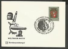 APOLLO 14 WELTRAUM MOTIV FEB 5,1971 WIEN WERBESSCHAU