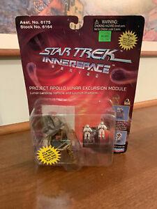 Star Trek Innerspace Project Apollo Lunar Excursion Mini Playset 6164 1996 MOC