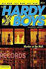 Murder at the Mall (Hardy Boys: Undercover Brothers, No. 17)-ExLibrary