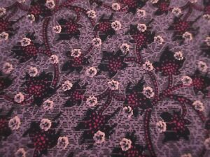 43 x 132  NORTHCOTT SILK Cotton Fabric Bonnie Stratton Quilt for a Cure 3+ YARDS