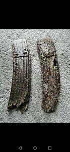 WW2 German Ardennes Battlefield Relics