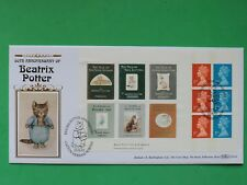 1993 50th Anniversary Beatrix Potter Tom Kitten Benham Cover D204 & COA SNo52041