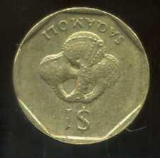 FIDJI   1 dollar 1999
