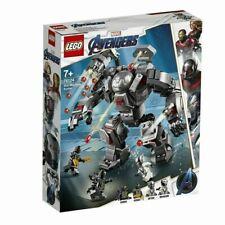 LEGO 76124 SUPER HEROES AVENGERS WAR MACHINE BUSTER MARVEL 2019